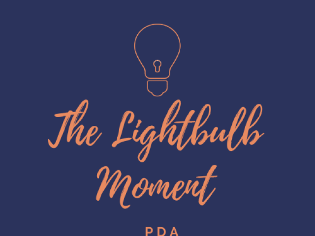 The Lightbulb Moment PDA CIC